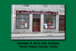 Aberdeen Northeast Scotland Family History Society Centre