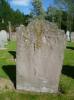 WATT - TAYLOR Gravestone - Fettercairn Kirkyard