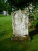 ADAMS Gravestone - Cushnie Kirkyard